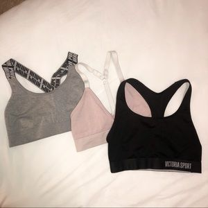 3 for $25 Sports bras
